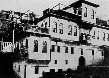 Hampartsum Retjepian's house – Hajen 1912