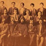 Aramian college of Sebastia (Sevaz) - 1910