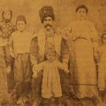 Armenian family from Mush