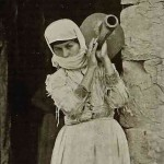 Armenian woman - Karakilise 1898