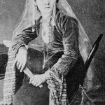 Armenian woman - Akhaltsikh