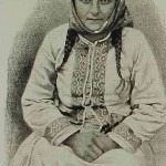 Armenian woman - Tomarza 1898