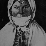 Armenian woman - Zangezur
