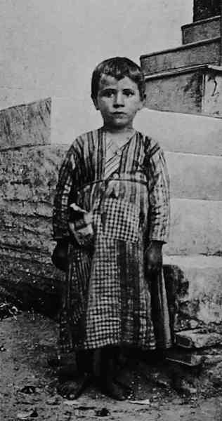 Orphan from Adana – 1909