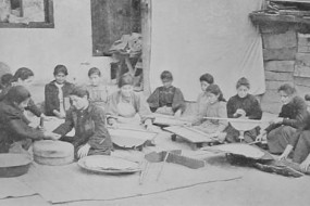 Preparation of lavash
