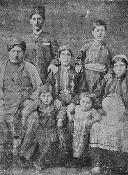 Traditional Armenian Family