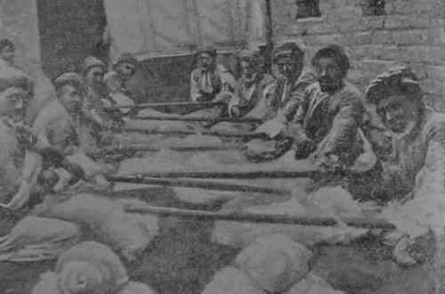 Working of the cotton