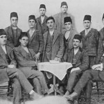 Young Armenian men - Kharpert