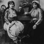 Young women - Constantinople
