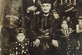 Armenian family – Akn 1912