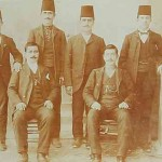 Armenian men - Sebastia 1910