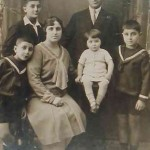 Armenian parents and children