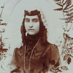 Armenian woman - Teheran 1900