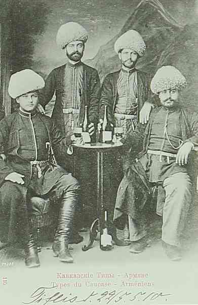 Armenians – Erevan in the 1890s