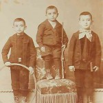 Children - Constantinople 1900