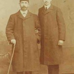 Krikor and Misak Seropian