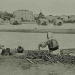 Mills on the Saros River - Adana 1898