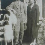 Mr and Mrs Adjarian - Addis Abeba 1927