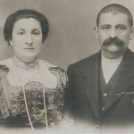 Mrs and Mr Khatchadourian - Konya 1915
