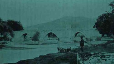 The bridge of Tokat