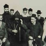 The patriarch of Jerusalem Torkom Kouchakian