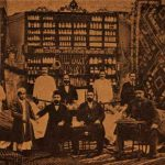 Pharmacy of the Armenian hospital - Sebastia 1903