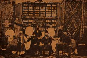 Pharmacy of the Armenian hospital – Sebastia 1903