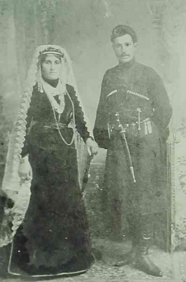Armenian couple – Caucasus