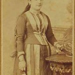 Armenian woman - Sebastia 1880