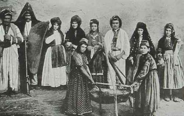 Armenians on the Turco-Persian frontier – 1916