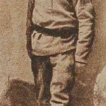 Young Armenian volunteer
