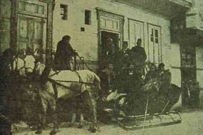 Garin – horse-drawn carriage