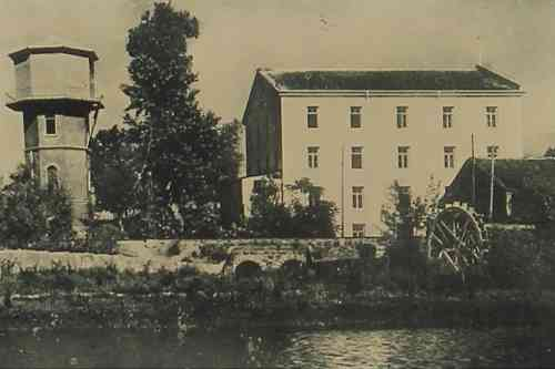 The great mill of Samson