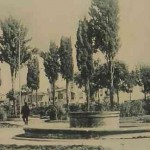 The municipal park of Samson