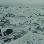 Armenian district after its destruction in Kharpert