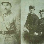 Armenian officers in the French Army - Adana