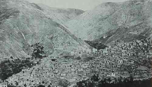 East view of Hajen