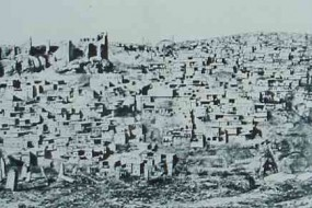 Kharpert and its ancient fortress Veri Tagh