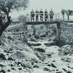 The bridge of Metzgerd in the northeast of Kharpert