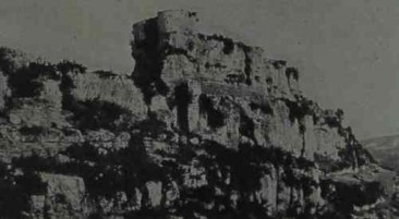 The fortress of Lampron