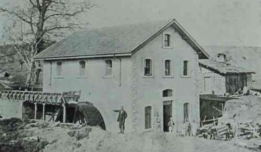 The water mill of Norashen
