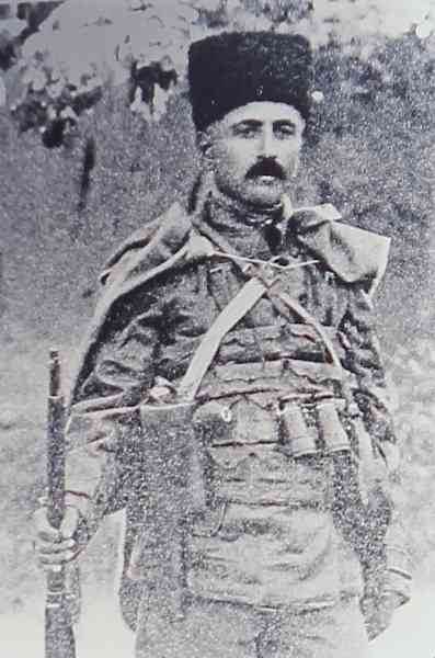 Armenag Yegarian, defender of Van – 1915
