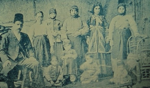 Mush – Armenian family