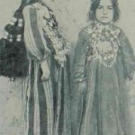 Armenian women of Chatagh