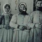 Armenian women of Garin