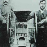 Bulghur machine in Kharpert 1911