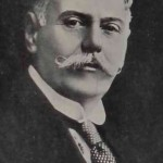 Mihran Damadian (1863 - 1945) founder of the Beirut-based newspaper Zartonk