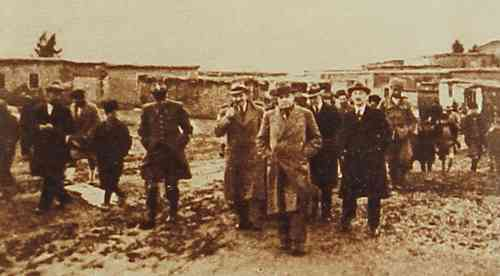 The League of Nations in an Armenian village – 1937