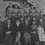 Orphans from Severag - Ourfa orphanage 1895