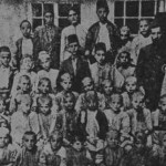 Orphans in Der Zor - 1917